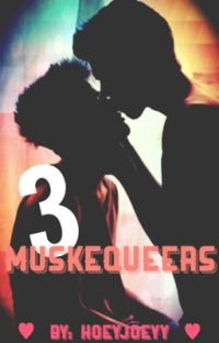 Three Muskequeers cover