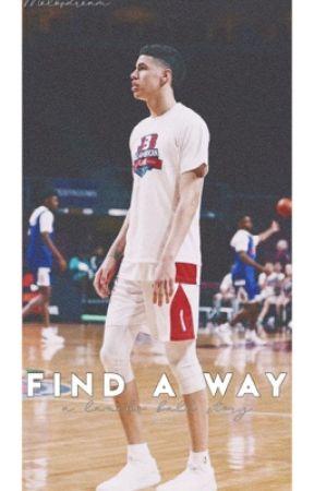 Find A Way by kiyoomisdreams