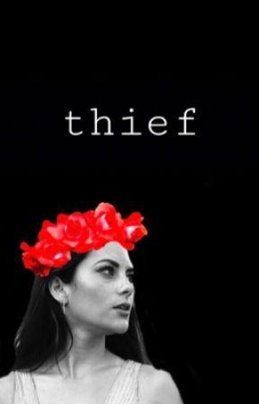 thief || b.b by rlybadwriting