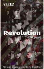 Revolution - Ateez AU ✔ by skzenie