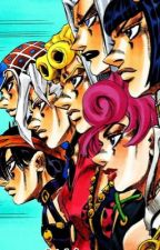Heart Strings (Passione x Reader) by j0joo0