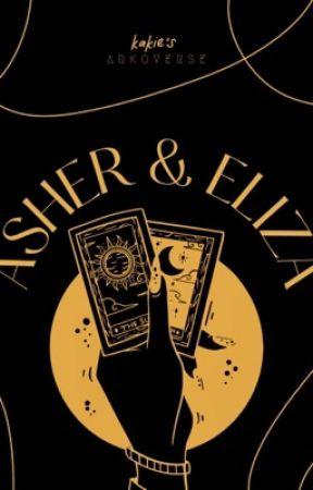 Asher & Eliza by kakiewrites