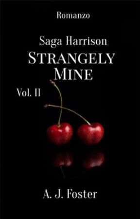 Strangely mine    Saga Harrison by omlifestyle