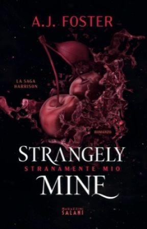 Strangely mine by omlifestyle