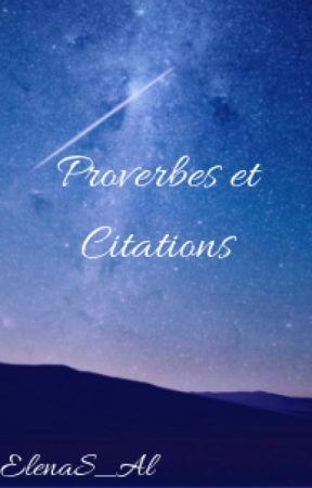 Proverbes et Citations by ElenaS_Al