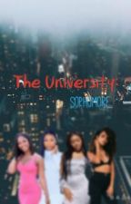 The University: Sophomore by Kat_ie227