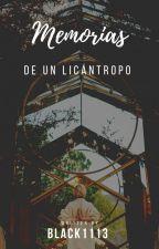 memorias de un licantropo (remus lupin) by black1311