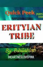 Quick peek(Spoiler) (Erityian Tribe Character) by Iheartneslovepink