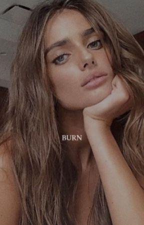 BURN ... CHRIS EVANS by BUCKYANGEL