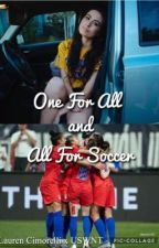 One For All and All For Soccer | Lauren Cimorelli x USWNT by slaycimorelli