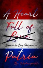 A Heart Full of Patria (Barricade Boy Preferences) by Wisdomspickle