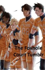 The Foxhole Court Tumblr by ReichBachi