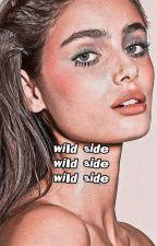 wild side ; harry styles by -looksthatkill