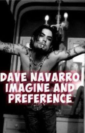 Dave Navarro imagine And Preference  by blaze105