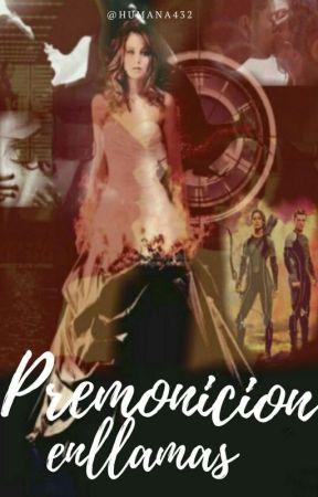 """""""PREMONICIÓN"""" En llamas  by Humana432"""