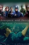 Percy Jackson and Avengers Crossover :) cover