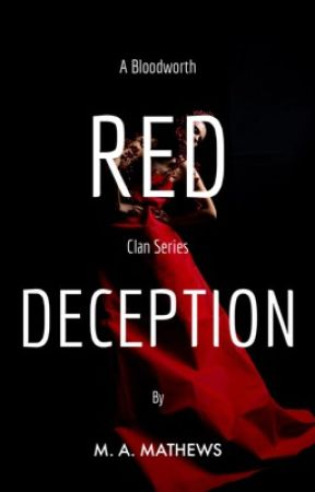 Red Deception {Book Two} by MA1Mathews