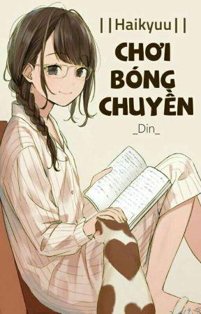 ||Haikyuu|| Chơi Bóng Chuyền by Din___Din