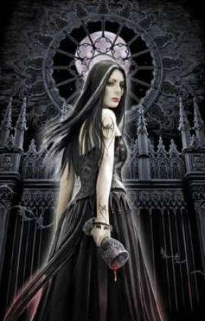 As the underworld falls down by Ladyphantom5965