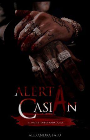 Alerta Casian (Próximamente En Físico) by AlexandraFrey