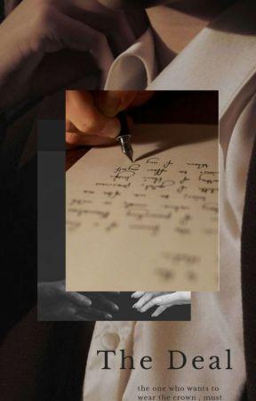 𝙏𝙝𝙚 𝘿𝙚𝙖𝙡 - الصّفقة ᵀᵃᵉᵏᵒᵒᵏ ⁺¹⁸ by BCKMOON