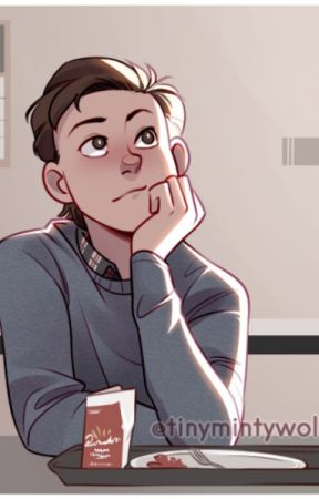 No More Secrets: Peter Parker X Male Reader by honeylambandi