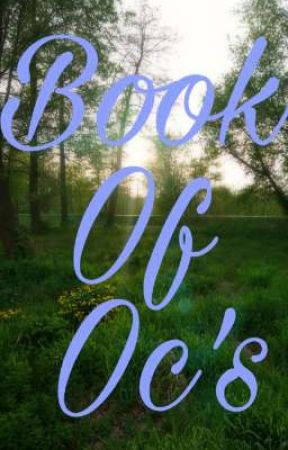 book of oc's by _fandom__insane_