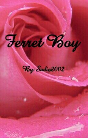 Ferret boy ! by Sadie2002