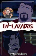 En-lazados [Ironstrange Avengers Assemble]  by Misspanditory