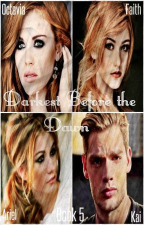 Darkest Before the Dawn (Book Five: Supernatural Fanfic) by TVDlover97