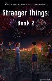 Stranger Things: Book 2 cover