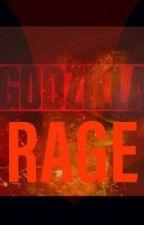 Godzilla: Rage by Omega0999
