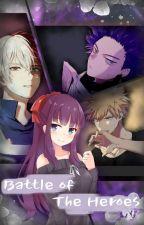 Battle of the Heroes   My Hero Academia x Rani Fujimoto by RiverberryRani