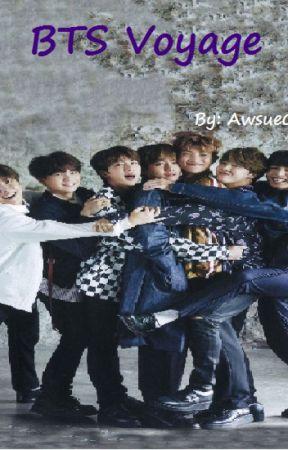 BTS Voyage Remake by Awsue026