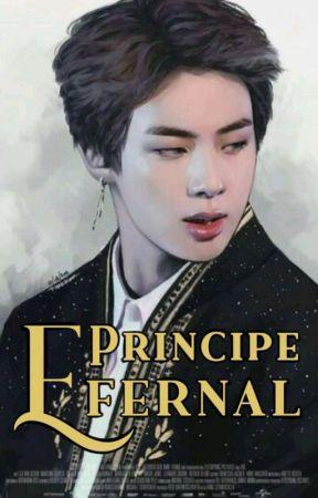 Príncipe Efernal, © |NamJin| by WuanprogOne17