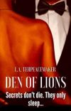 Den of Lions (of mobsters and men #2.5) cover