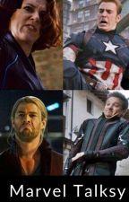 Marvel Talksy by XShadowXGhoulX