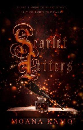Scarlet Letters『 Journal  』 by darkeneddesires