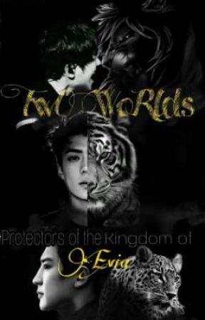 عــــالــمـــان¶ TWO WORLDS by Nori_hyun