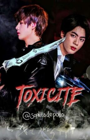 Toxicité. Jintae. by Sophitadepollo