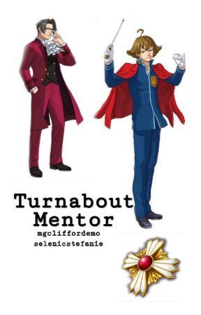Turnabout Mentor (Sebastian Debeste x Miles Edgeworth) by mgcliffordemo
