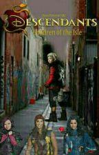 Descendants: Children Of The Isle by CharaDemonChild