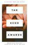 The Echo Awards - Poetry Contest cover