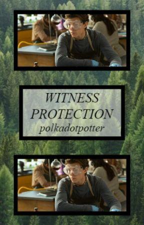 witness protection ➳ s. harrington by polkadotpotter