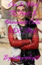 Love Is Where The Heart Is Descendants Carlos X OC Alexis by destinycopley13