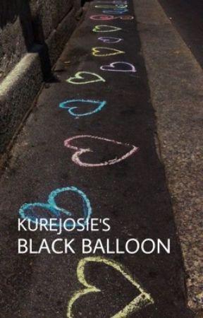 black balloon // taekook by KUREJOSIE