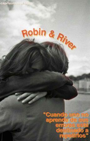 Robin & River  by HolyKei