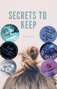 Secrets To Keep (Currently Being Rewritten) cover