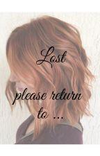 Lost, please return to ... by DeadDreamBlue
