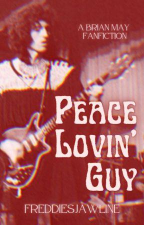 Peace Lovin' Guy // Brian May & Queen by freddiesjawline